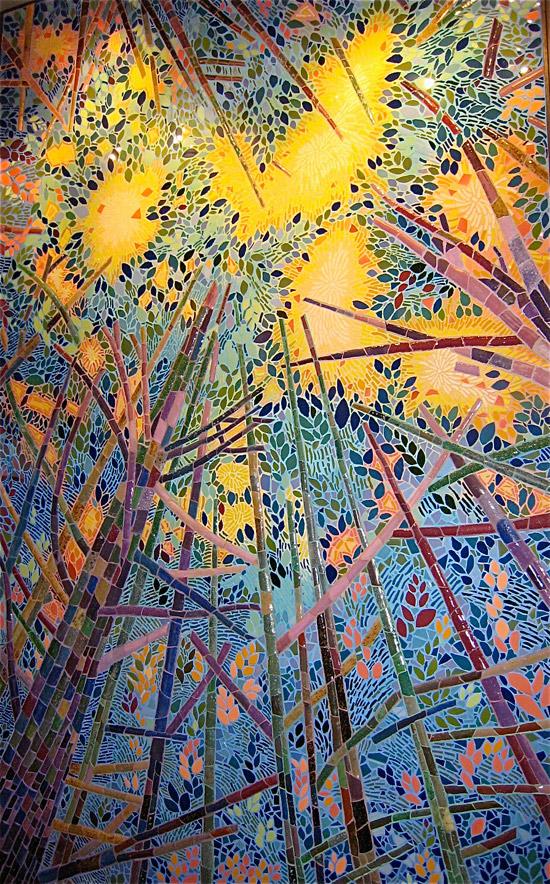 Murals muralist mural artist mosaics mosaic artist for Mural mosaic